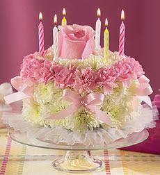 Bolo de Aniversario Maravilhoso...