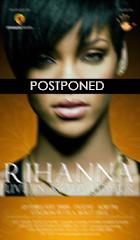 Postponed Concerts