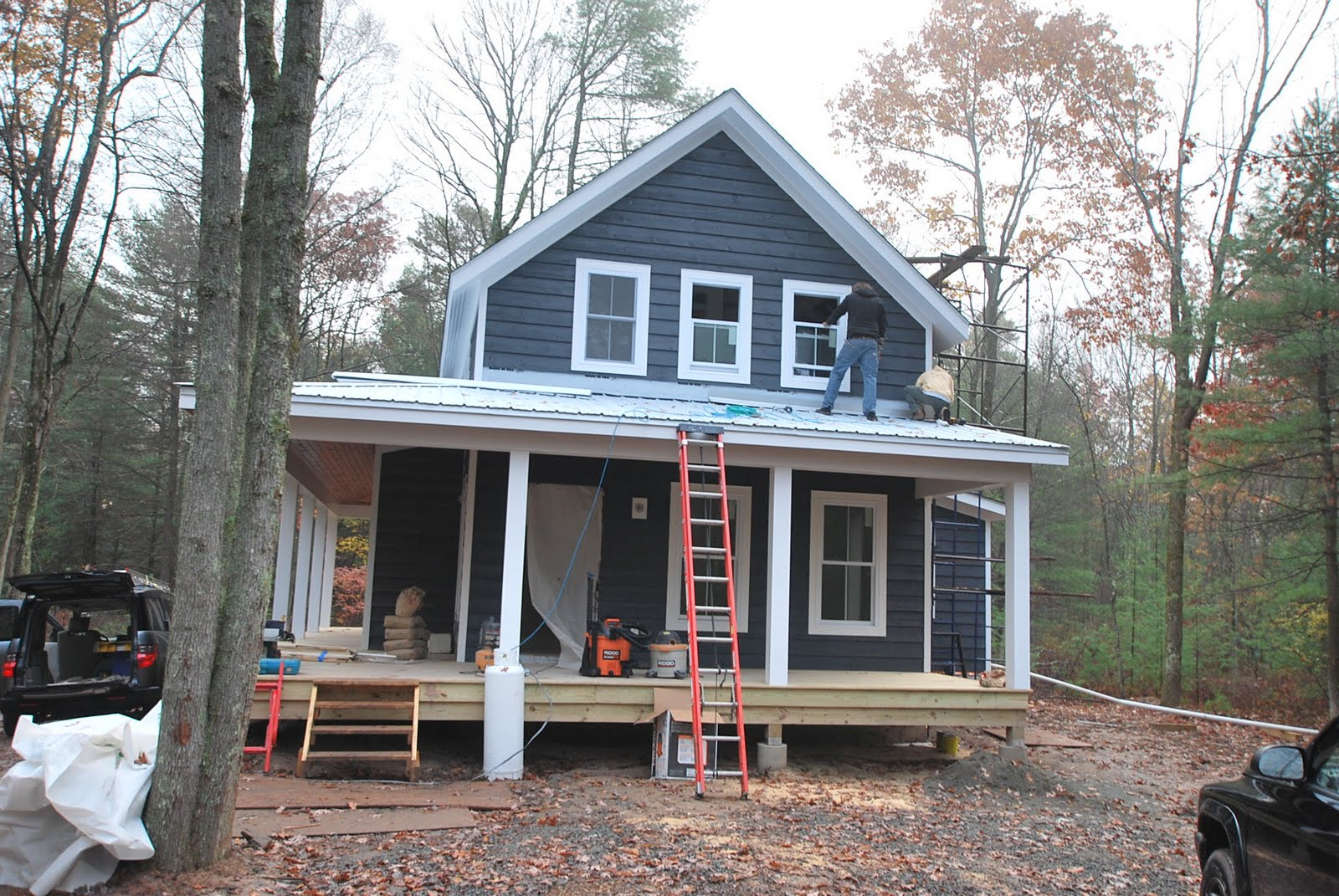 Sullivan county ulster county real estate catskill for Cottage siding