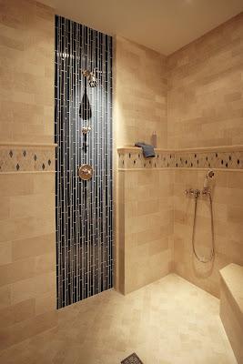 Miriam dillon all about bathrooms for Bathroom tile shower design ideas