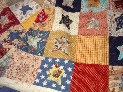 Free Baby Quilt Patterns - Simple Shapes Baby Quilt - YouTube