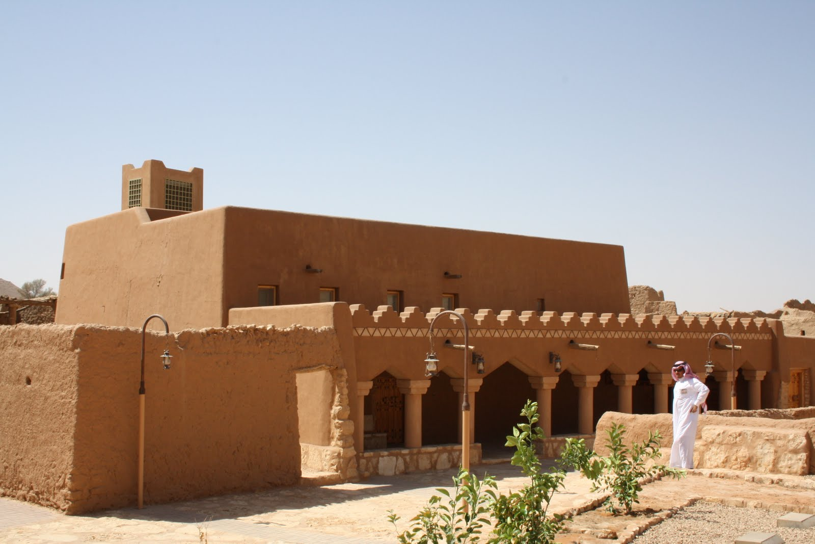 Simon 39 s blog heritage conservation in saudi arabia for Home of architecture uae