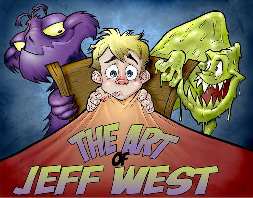 The Art of Jeff West