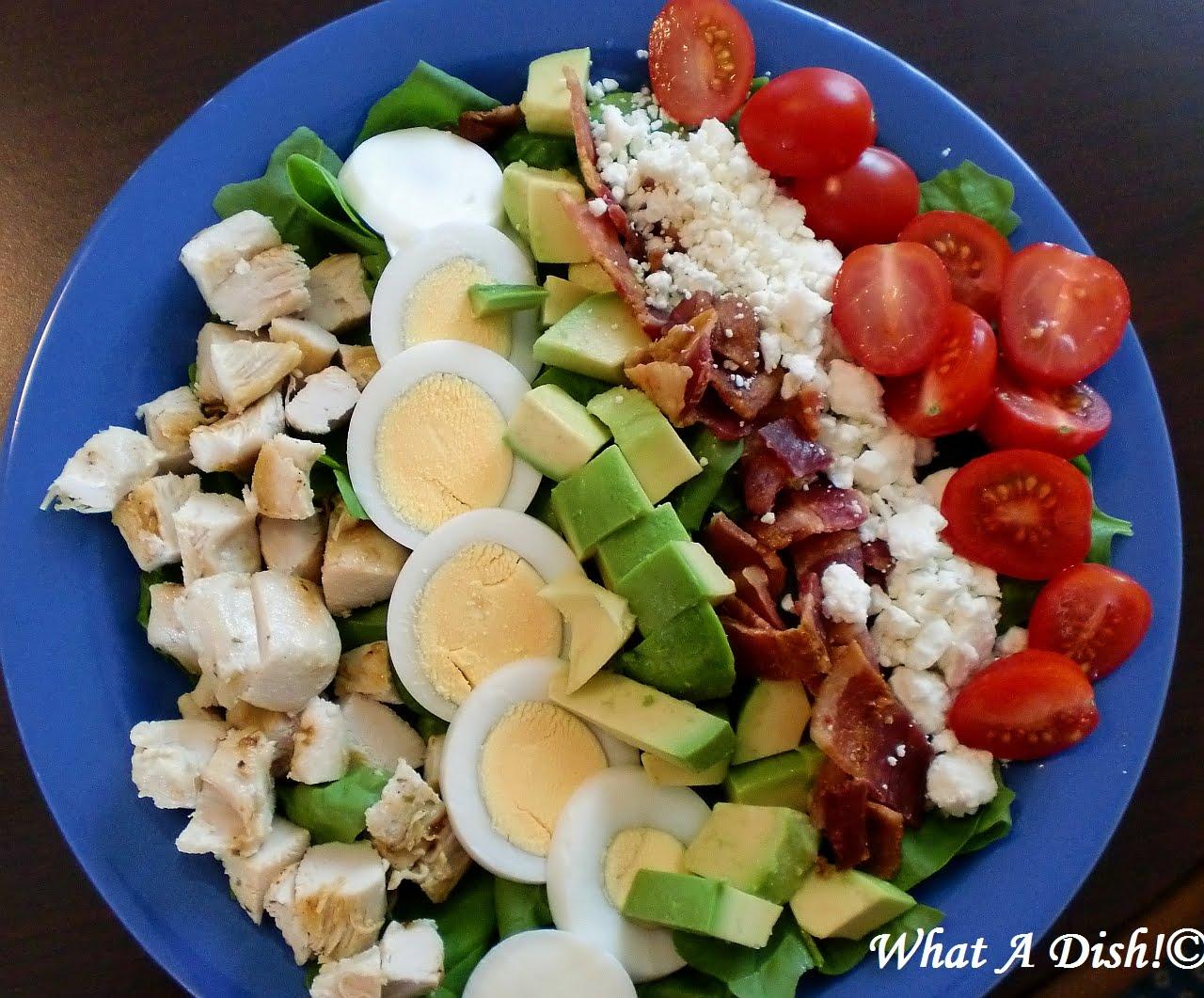 What A Dish!: Cobb Salad