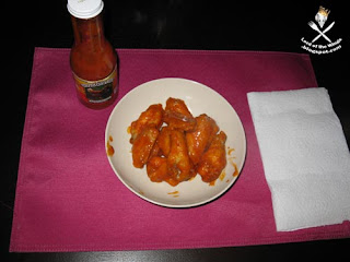 ... worrying and love the suicide): Wing Master: X-Hot Buffalo Wing Sauce