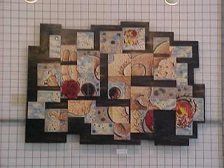 Promoci n de cer mica art stica 2000 2002 - Murales de ceramica ...