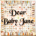 Dear Baby Jane button