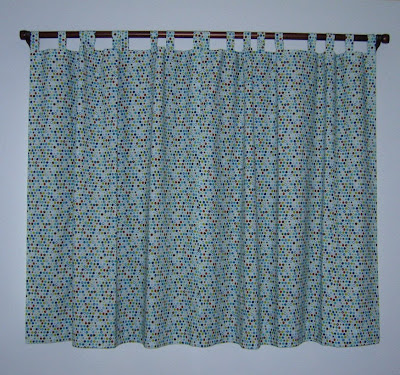 curtains closed