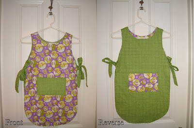 Kassie's apron