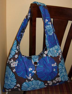 Amy Butler nappy bag