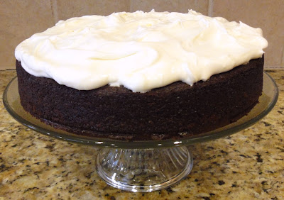 Chocolate Guinness cake of yumminess
