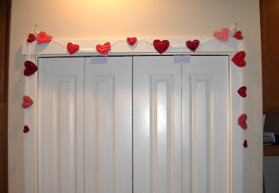 heart garland