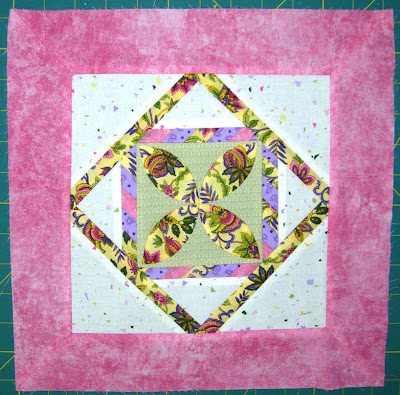 April block lotto block
