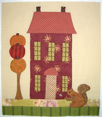 Autumn House block 3