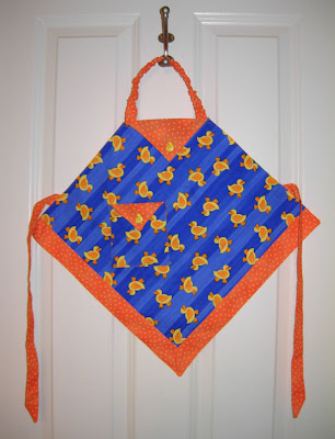 ducky apron
