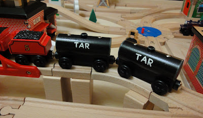 custom tar wagons