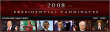 Presidential Candidate Scholarship: Deadline June 12, 2008