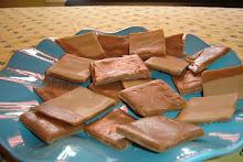 Peanut Butter Caramel Crisps