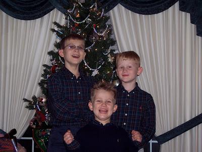 3 godsons