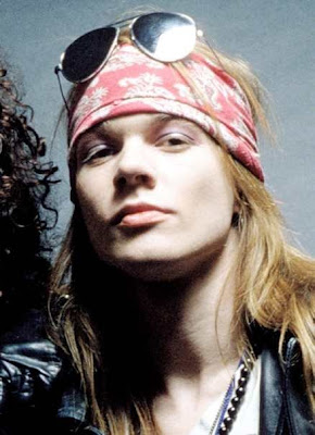 Axl Rose turns 48 today.