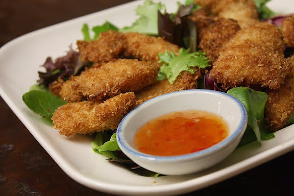 fried chicken tender recipe