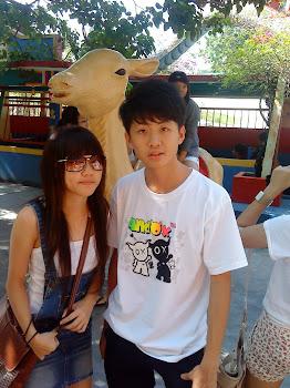 `` Jiian & Mii =D