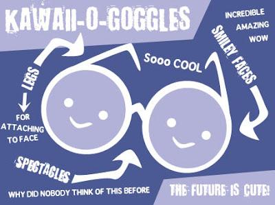 Kawaii-o-goggles!