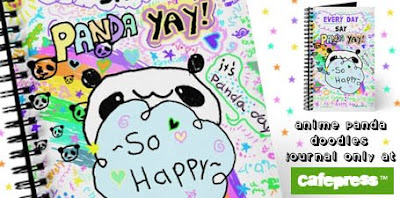 Panda Yay! Journal