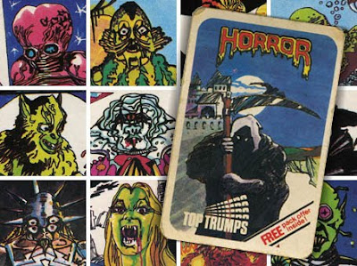 Vintage Horror Top Trumps