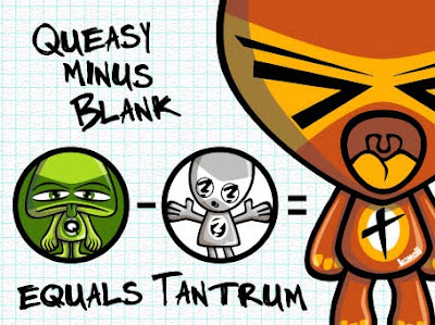 50th KawaiiPunk Mascot - it's Tantrum!