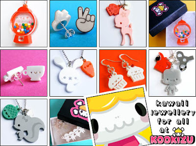 Kookizu for cute accessories!