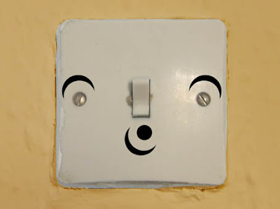 It's a kawaiified lightswitch!