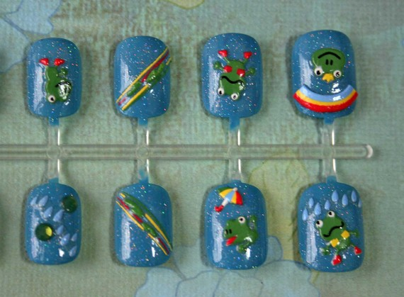 Sweet Nail is the first luxury nail salon to offer the stunning beauty of Japanese Nail Artto women in British Columbia.