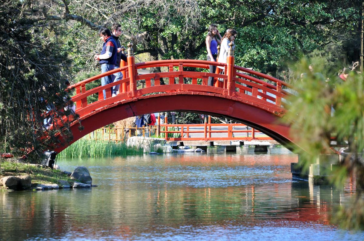 Buenos aires palermo diarios de una bicicleta for Jardin japones cursos