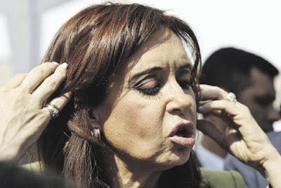 Presidente Cristina Kirchner