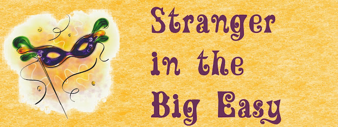 Stranger in the Big Easy