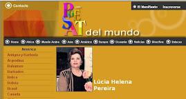 9 de julho - aniversaria Lúcia Helena Pereira, a Poetisa das Flores