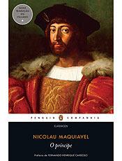 """""""O Príncipe"""", obra de Maquiavel, é relançada com nova tradução pelo selo Penguin-Companhia"""