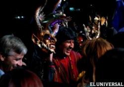 Renuncia Todo el Gabinete de Evo Morales