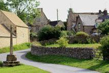 Condicote Village