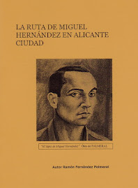 La ruta de Miguel Hernndez en Alicante ciudad
