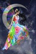 Cuando la magia aparece...la lluvia es sol, el viento es calma, las espinas son rosas y el amor...