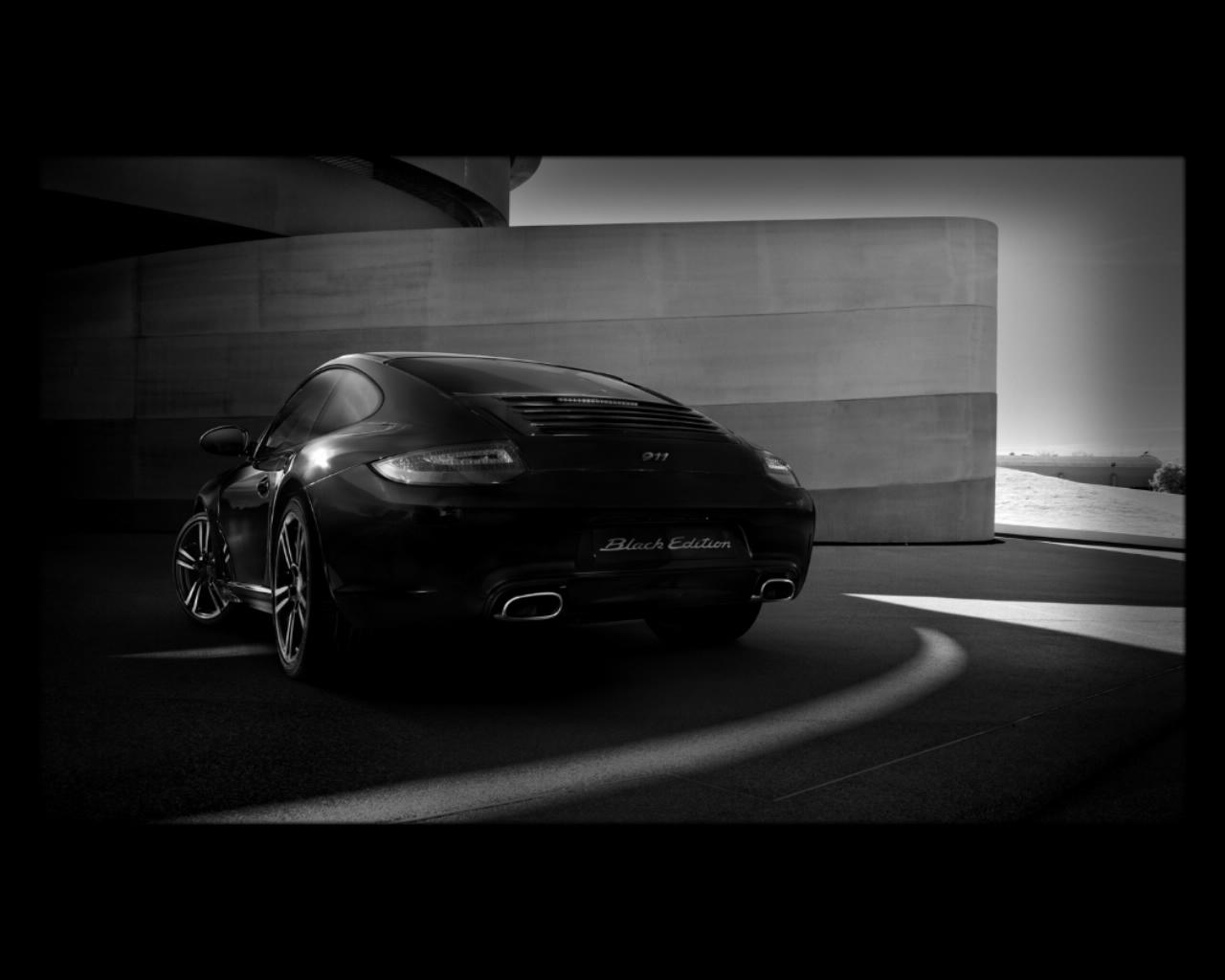 2011 Porsche 911 Black Edition