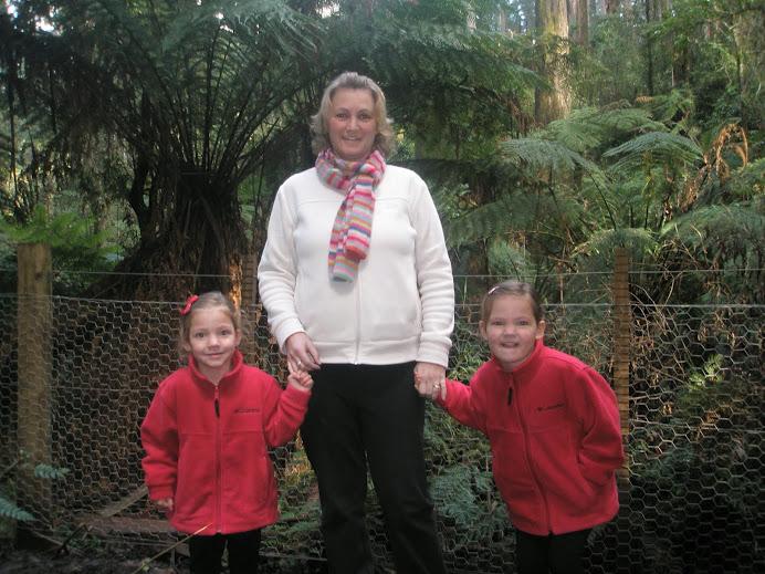 The three Hose girls