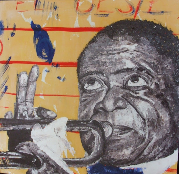 LOUIS ARMSTRONG  2 / SOLD