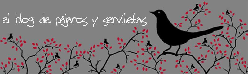 El blog de Pájaros y servilletas