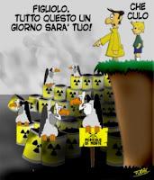 scorie nucleari italiane