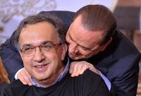 Marchionne_Berlusconi