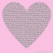 Para quem ama Rutha , Pink , Luna e Barum...