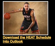 Import NBA Schedule, CSV to Outlook, NBA calendar import ics to Entourage